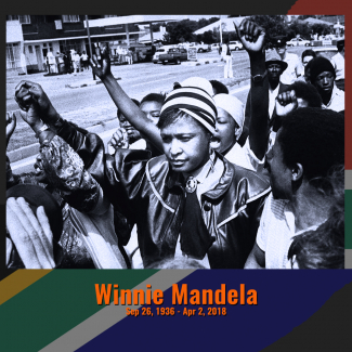Woman to Woman | Winnie Madikizela Mandela