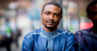 Abubakar Adam Ibrahim - writer/journalist from Nigeria