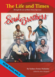 UbuntuFM | Soul Brothers | The Life and Times (book)